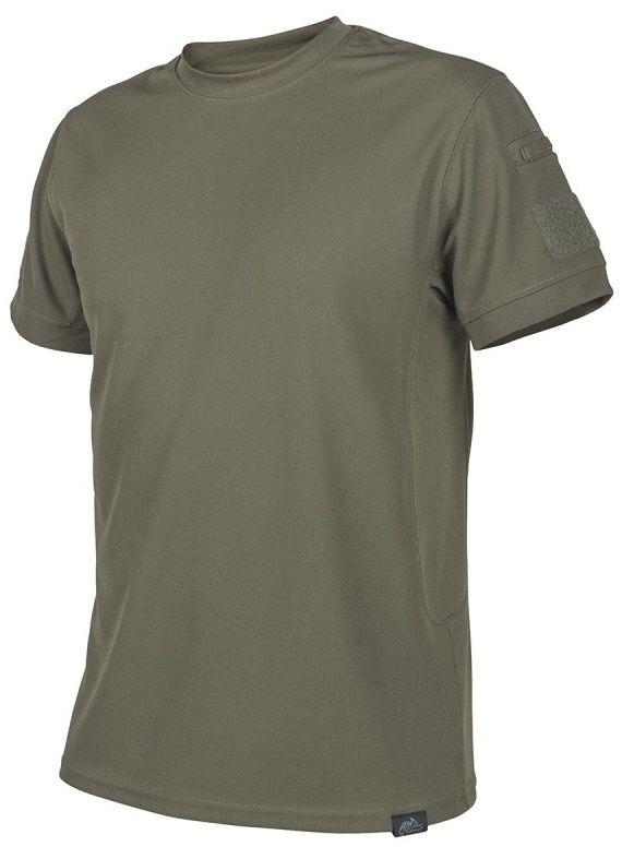 Koszulka termoaktywna Tactical T-shirt Helikon TopCool Adaptive Green (TS-TTS-TC-12) H