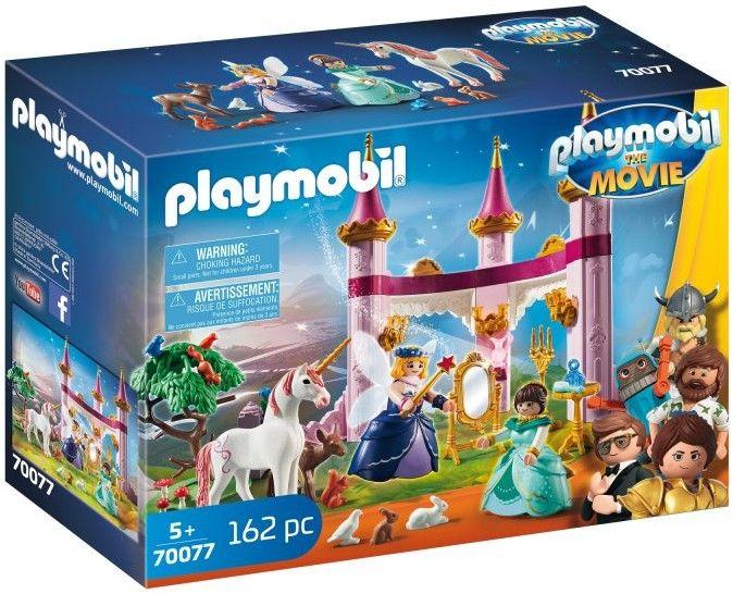Playmobil The Movie - Marla w bajkowym zamku 70077