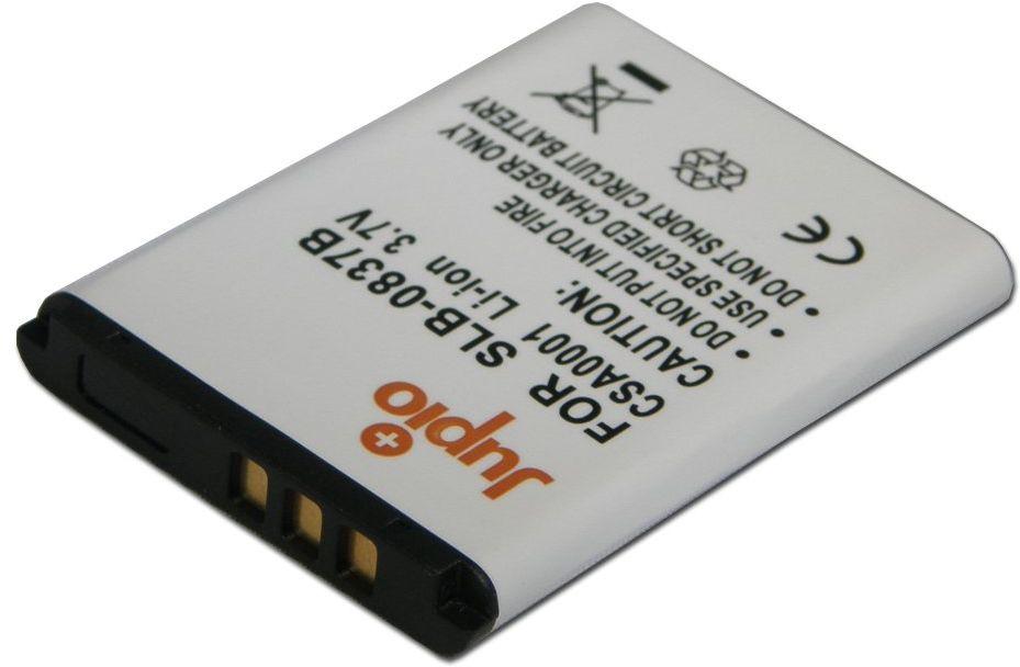 Jupio CSA0001 bateria do aparatu Samsung SLB-0837B