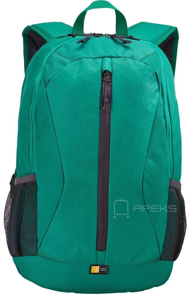 "CASE LOGIC Ibira Plecak na laptop 15,6"" zielony"
