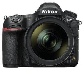Nikon D850+Nikkor AF-S 24-70 f/2.8 G ED Czarny+ Sandisk SDHC 32GB