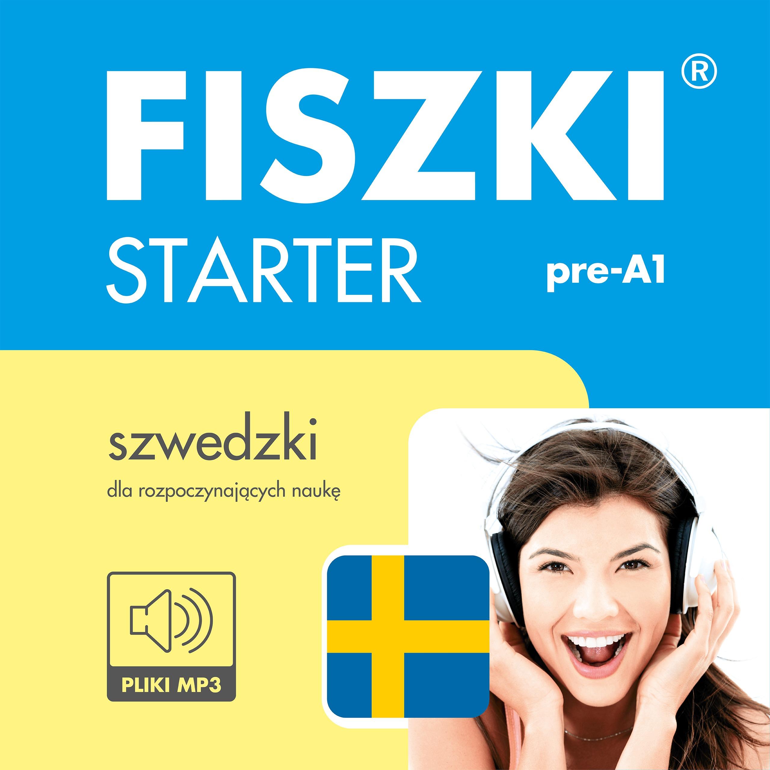 AUDIOBOOK - szwedzki - Starter (pre-A1)