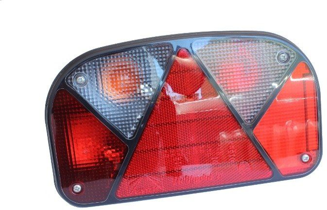 Lampa lewa tylna zespolona do przyczep Multipoint II Asp ck