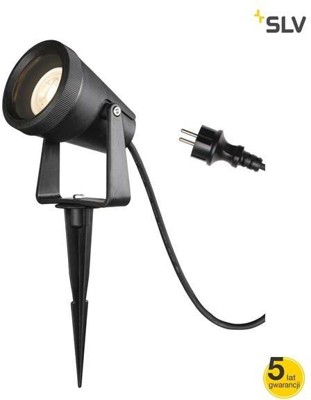 Zewnętrzna naziemna lampa SAMRINA SP single QPAR51 1004757 - Spotline