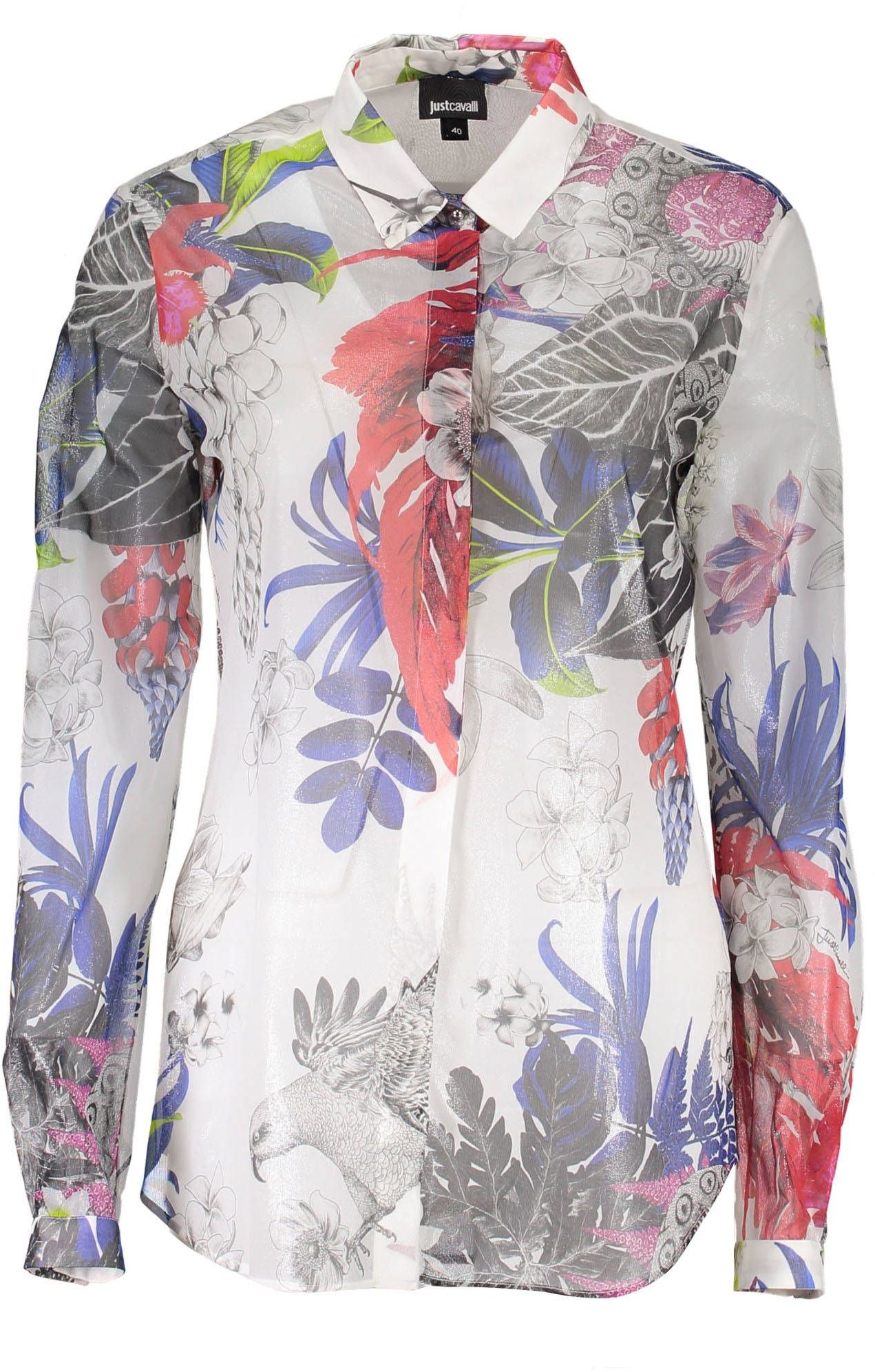JUST CAVALLI Koszula z długim rękawem dla kobiet