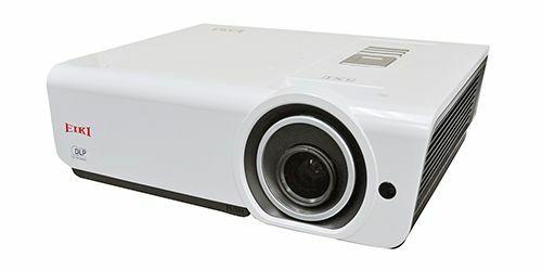 Projektor Eiki EK-402UA+ UCHWYTorazKABEL HDMI GRATIS !!! MOŻLIWOŚĆ NEGOCJACJI  Odbiór Salon WA-WA lub Kurier 24H. Zadzwoń i Zamów: 888-111-321 !!!