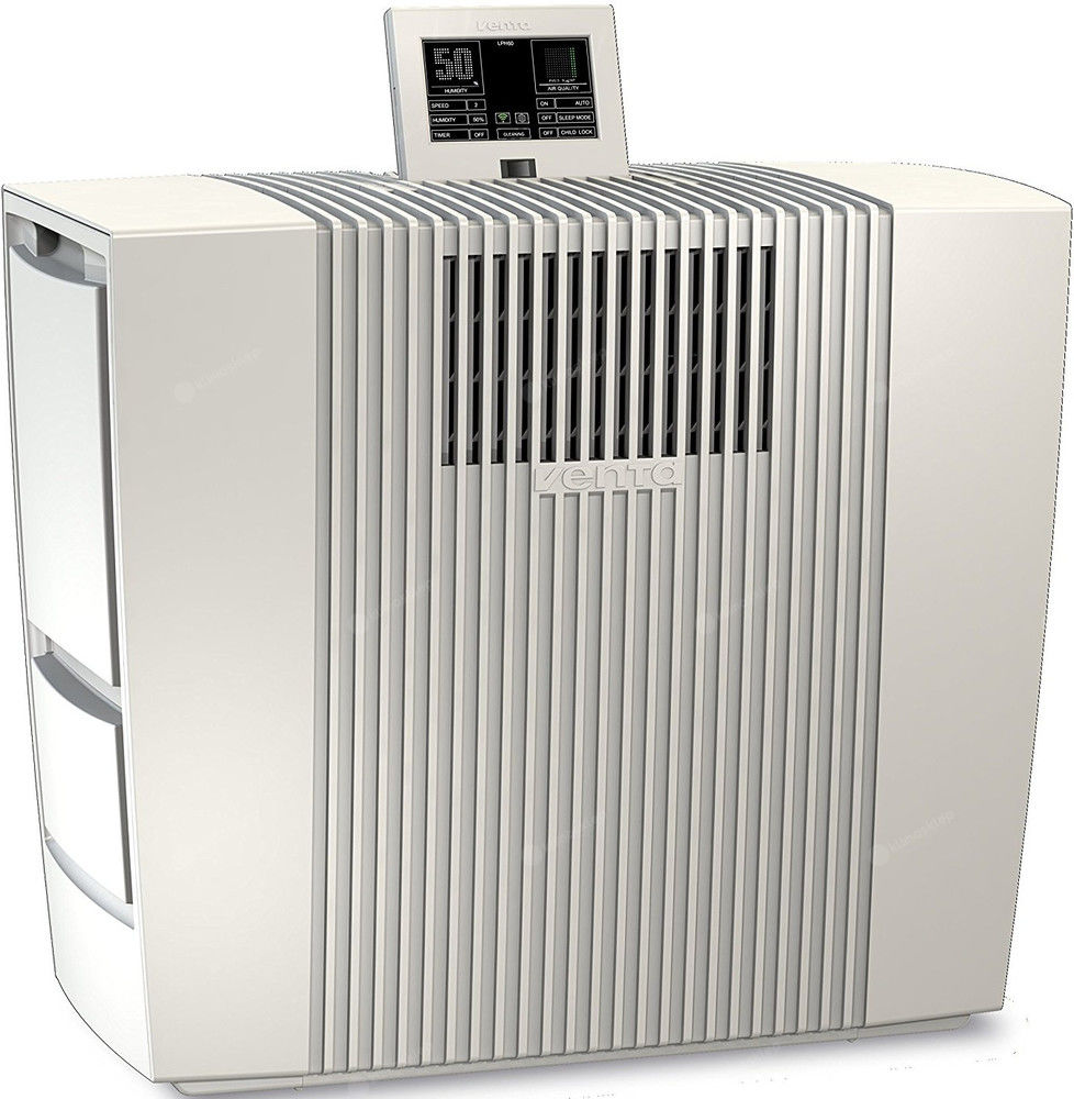 Nawilżacz powietrza Venta LW60T WIFI App Control z funkcją oczyszczania - biały