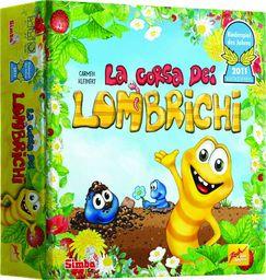 Simba 601132100009 - The Lombrics bieganie, różne kolory