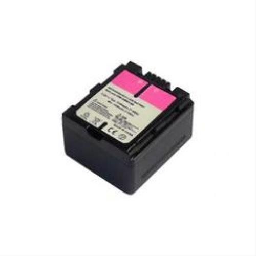 MICROBATTERY 7,2 V 1100 mAh Li-Ion 1100 mAh 7,2 V akumulator do ponownego ładowania  akumulatory (1100 mAh, jony (LiIon), 7,2 V, czarny, 1 sztuka (S))