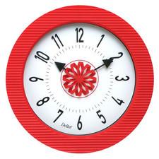 Zegar ścienny z ruchomym dyskiem