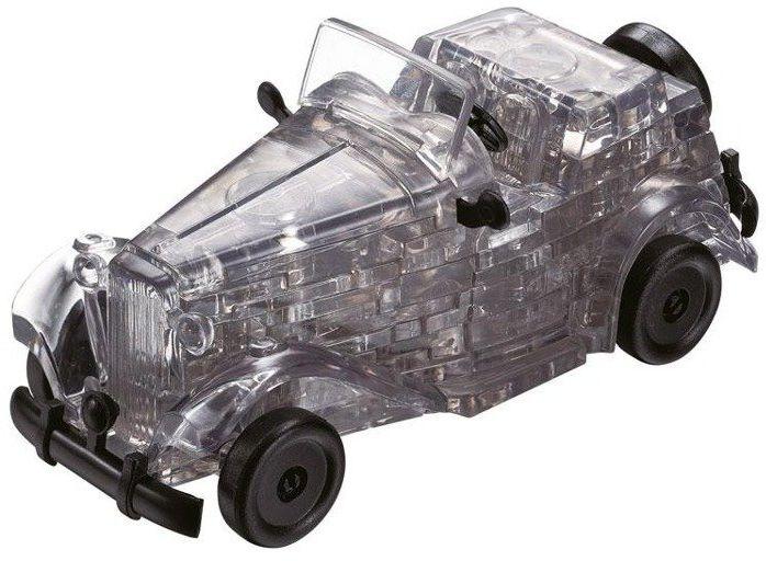 Crystal puzzle Automobil czarny - Bard Centrum Gier