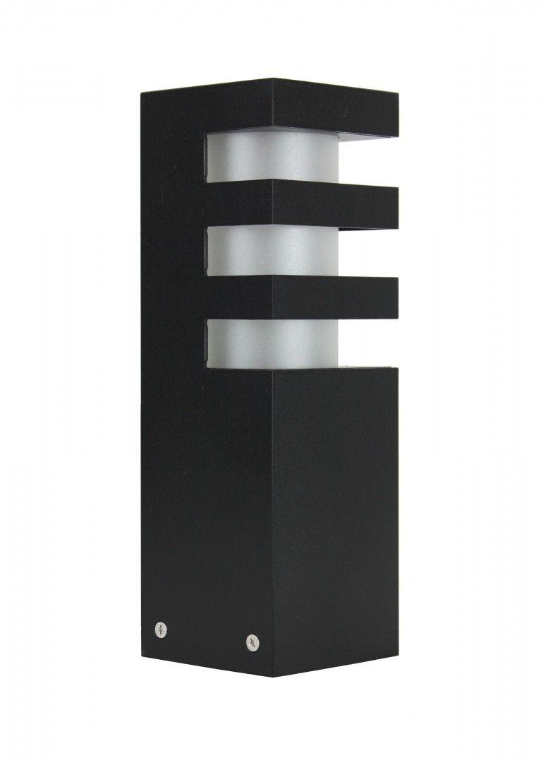 SU-MA RADO 3 BL lampa stojąca czarna E27 IP54 25cm