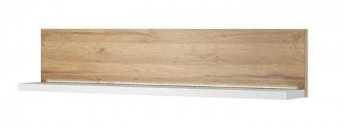 Bota 01 półka 150- biały/dąb grandson