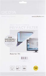 Dicota Secret 4-Way - filtr prywatności do notebooka - czarny - do HP Elite x2 1012 G2