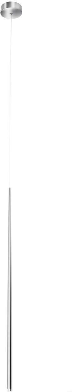 Lampa wisząca Louise I LED AZ3418 Azzardo chromowa oprawa w stylu design