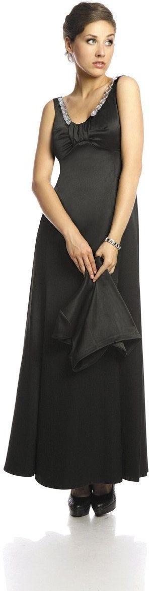 Sukienki Sukienka Suknie FSU1023 CZARNY