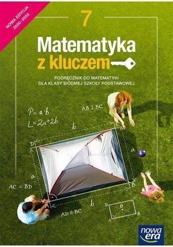 Matematyka z kluczem podręcznik dla klasy 7 szkoły podstawowej 67762 875/4/2020/z1 ZAKŁADKA DO KSIĄŻEK GRATIS DO KAŻDEGO ZAMÓWIENIA
