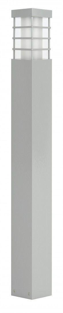 SU-MA RADO II 1 AL lampa stojąca srebrna E27 IP54 75cm