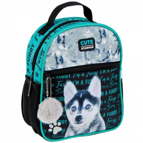 Plecak mini Husky STARPAK 446581