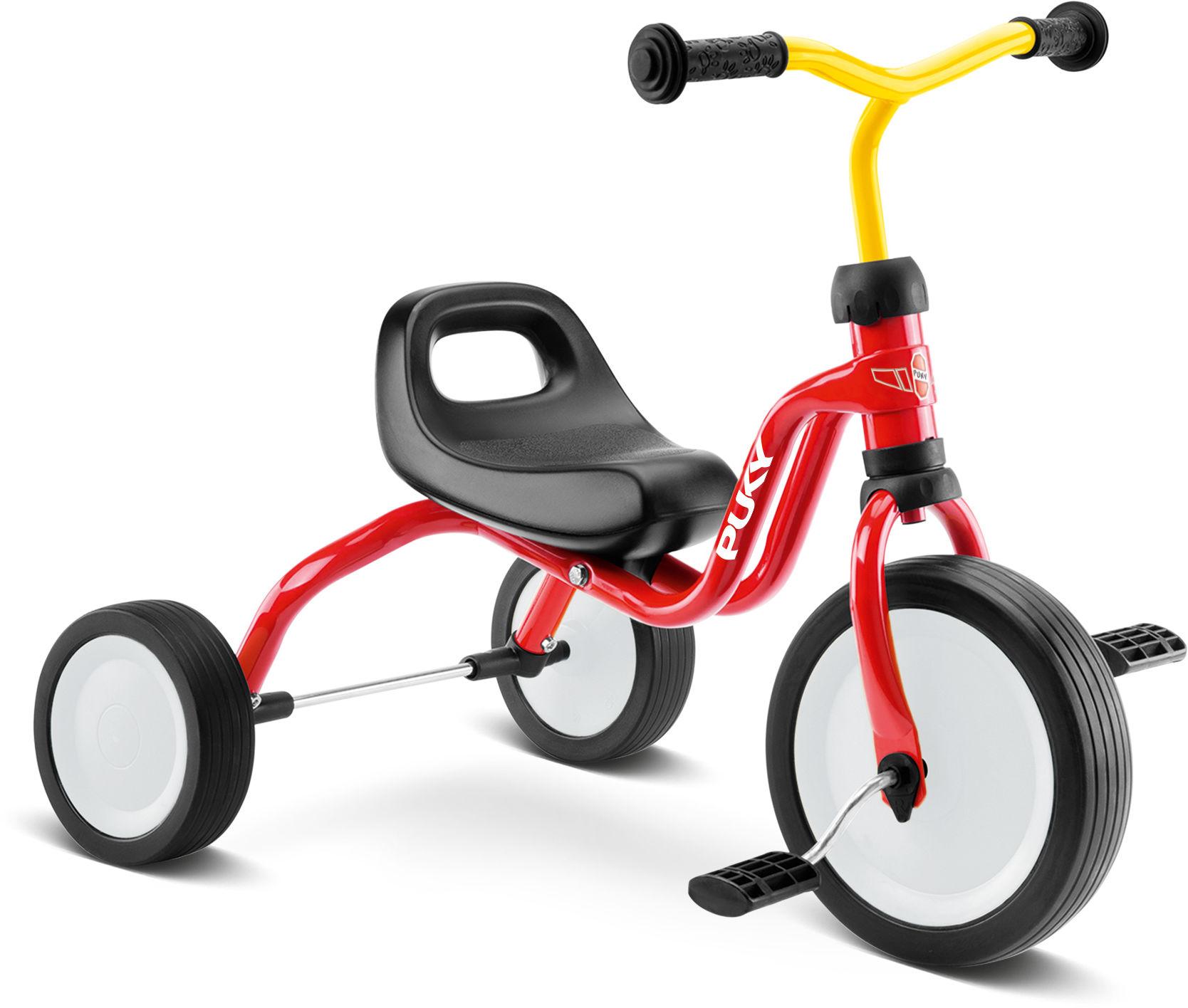 Puky Fitsch rowerek trójkołowy red 2513