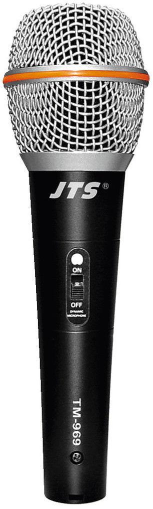 JTS TM-969 Dynamiczny mikrofon wokalny