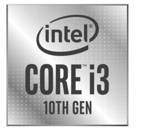 Procesor Core i3-10100 F BOX 3,6GHz, LGA1200