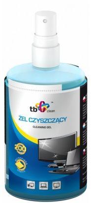 Żel/Płyn czyszczący do ekranów 200 ml + ściereczka z mikrofibry TB Clean (ABTBCL000PE)