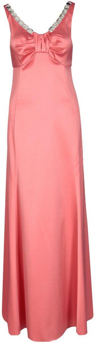 Sukienki Sukienka Suknie FSU1023 KORALOWY