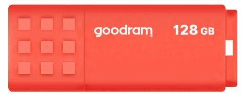GoodRam UME3 128GB USB 3.0 (pomarańczowy) - szybka wysyłka!
