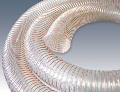 Wąż ssawny elastyczny PUR Lekki AG fi 82 AGRO