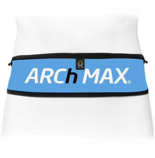 ARCH MAX Pas biegowy ARCH MAX BELT RUN niebieski