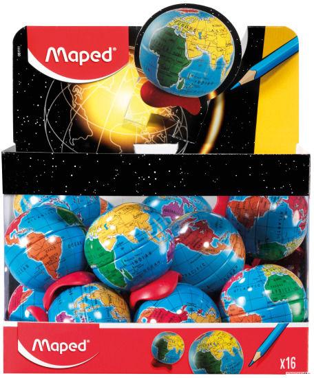 Temperówka GLOBE 051002 MAPED 051111