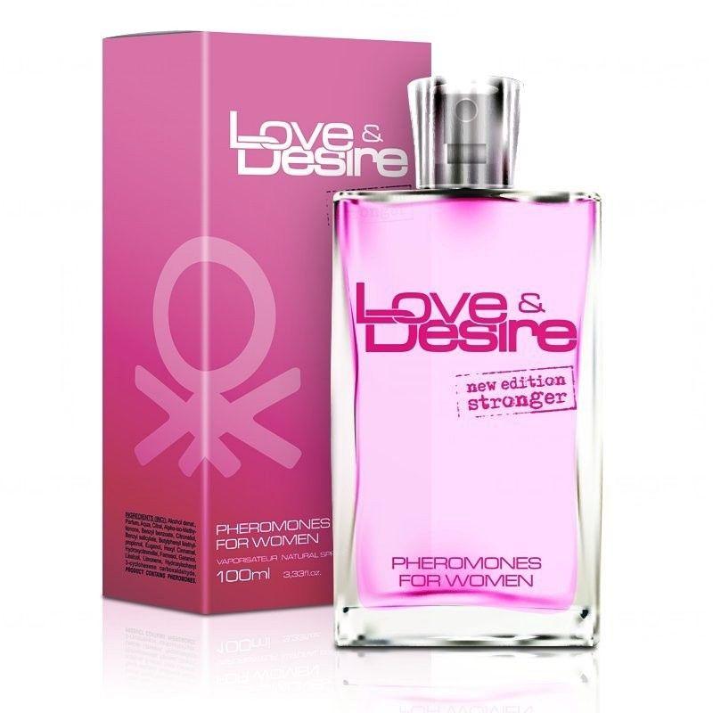 Love Desire 100ML Damskie Perfumy z feromonami