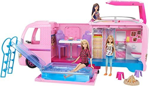 Barbie, Wymarzony Kamper FBR34
