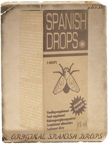 Hiszpańska Mucha LEGENDARY, sprawdzona od wielu lat. ORYGNAŁ!