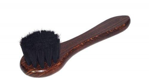 Szczotka mazak do pasty Końskie włosie 15cm czarne