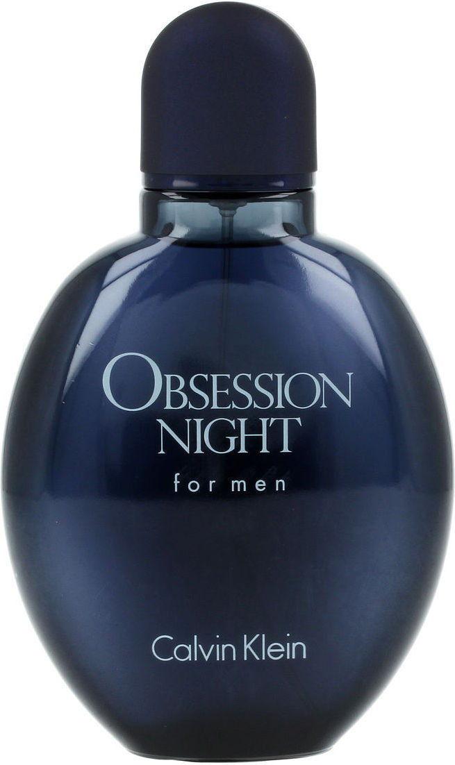 Calvin Klein Obsession Night For Men woda toaletowa - 125ml - Darmowa Wysyłka od 149 zł