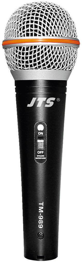 JTS TM-989 Dynamiczny mikrofon wokalny