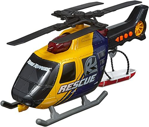 NIKKO Road Rippers Auto Rush & Rescue - helikopter - 30 cm