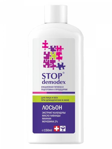 Tonik Stop Demodex, Demodekoza, Nużyca, 150 ml