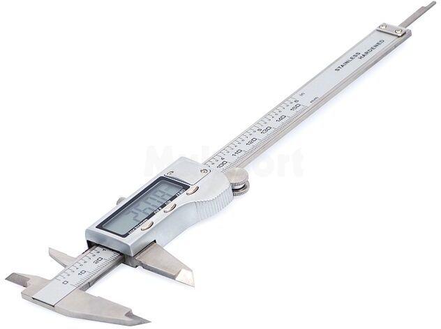 Suwmiarka metalowa 150mm / 0.01mm