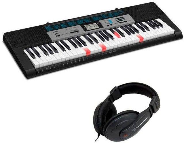 CASIO LK-136 - keyboard + słuchawki - Raty 30x0%!