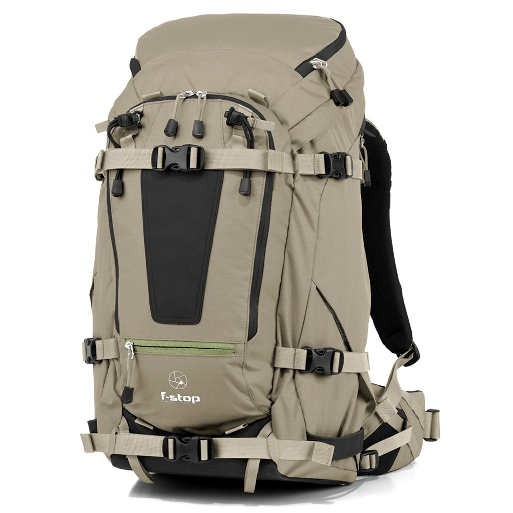 Plecak fotograficzny f-stop Tilopa 50L zielony