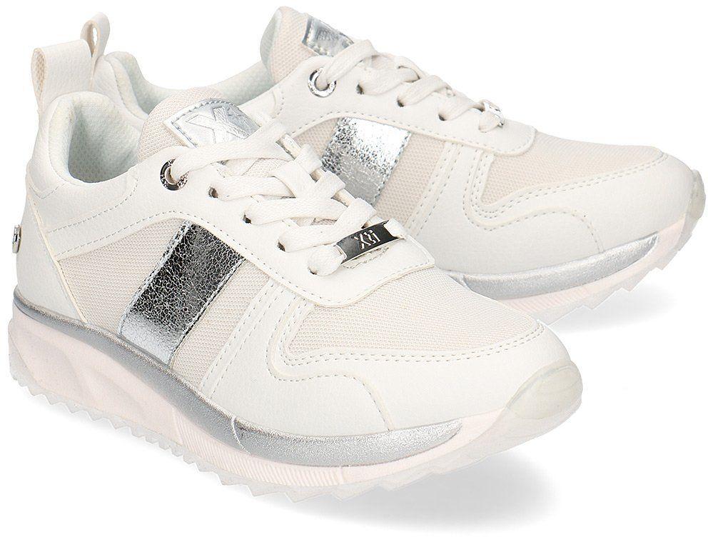 Xti - Sneakersy Dziecięce - 57128 WHITE - Biały