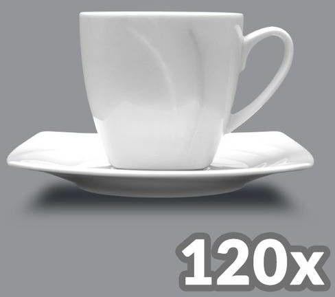LUBIANA CELEBRATION 120 X FILIŻANKA 200 ML + SPODEK 14,5 CM / CENA NETTO 10,10 ZŁ / SZT.