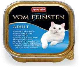 Animonda Vom Feinsten Łosoś z Krewetkami 100 g