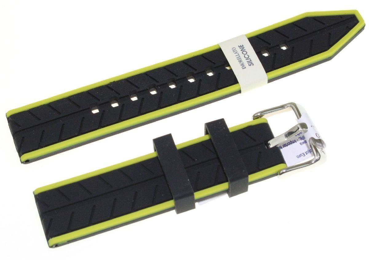 Silikonowy pasek do zegarka 20 mm Morellato A01X4985187874CR20