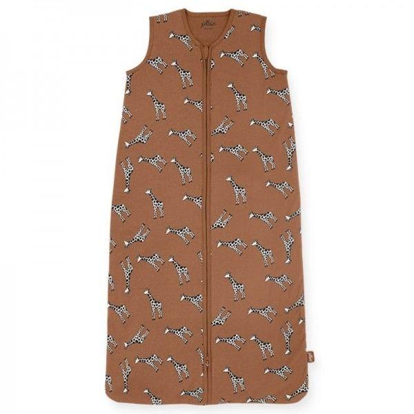 Jollein - Baby & Kids - Jollein - Śpiworek Niemowlęcy Letni Summer Giraffe Caramel 90 cm
