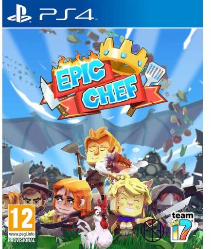 Epic Chef PS4 / PS5