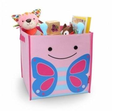 Skip hop - Pudełko na Zabawki zoo Jumbo Motyl